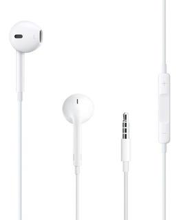 Fone Ouvido Original Apple iPhone 4 5 5s 6 6s Plus P2 3.5mm