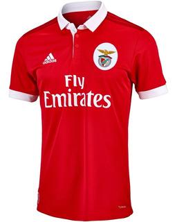 Jersey Original adidas Benfica Portugal 2017-2018