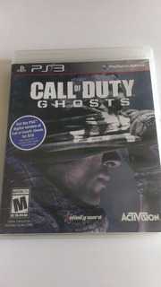 Juego Original Play 3. Call Of Duty Ghosts