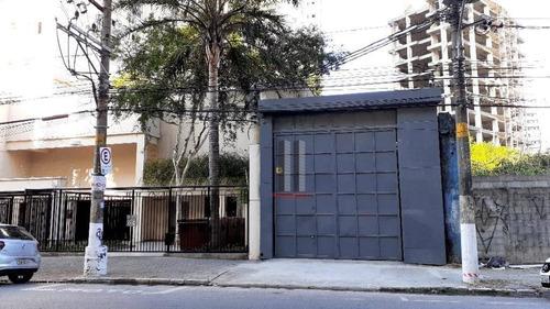 Galpão À Venda, 300 M² Por R$ 1.000.000,00 - Mooca - São Paulo/sp - Ga0371