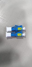 2 Unidades Atenuador Óptico Lc/pc 10db