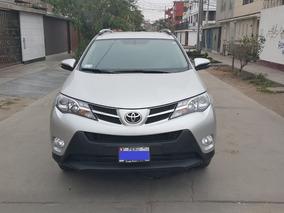 Toyota Rav4 4x2 2015 Full Como Nueva