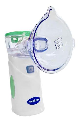 Nebulizador de rede Medicate MD4400 verde 100V/240V