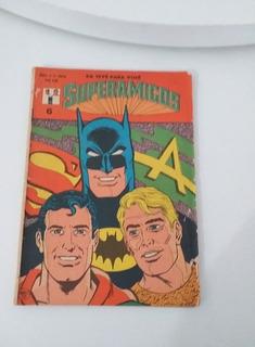 Superamigos Nº6 Ebal