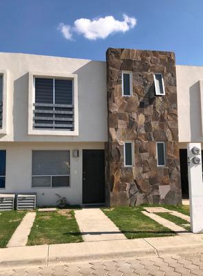 Renta Hermosa Casa Premier En Fracc , Jardín , Alberca