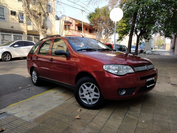 Fiat Palio Weekend 1.4 Elx Fire Top - Nafta/gnc
