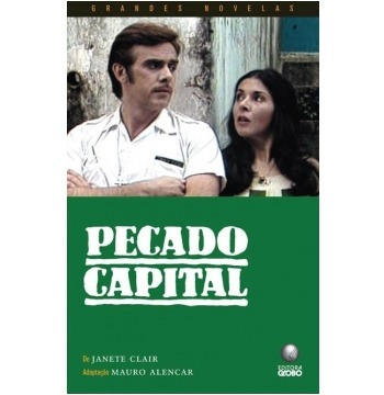 Livro Grandes Novelas Pecado Capital