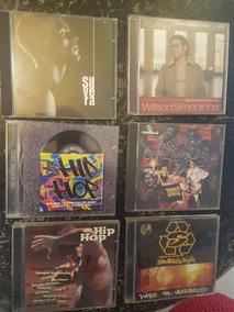 Lote 6 Cds De Soul Brasileiro E Hip Hop - Originais