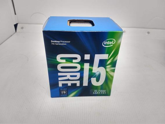 Processador Intel Core I5-7400 1151 6mb 3ghz 3,50ghz Turbo