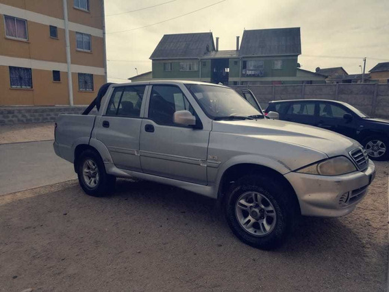 Ssangyong Musso 2005 Musso 2005