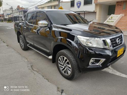 Nissan Frontier Np300 2017 Diesel 4x4 Xe