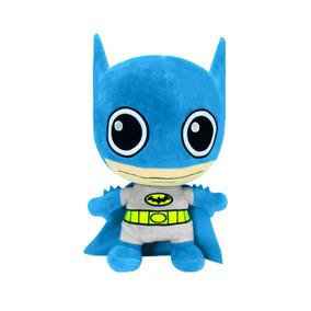 Batman Pelúcia Super Fun Liga Da Justiça - Oficial Dc
