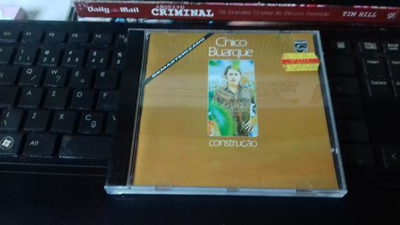Cd Chico Buarque - Construção - Original