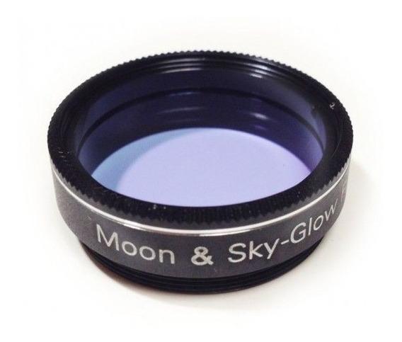Filtro Moon-skyglow - Lua E Poluição Luminosa Telescopio