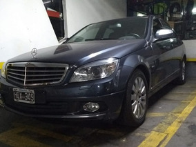 Mercedes Benz C 280 Avantgarde Sport At 2008 /kawacolor