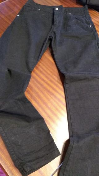 Pantalon Nana En Loneta Corte De Jean T M