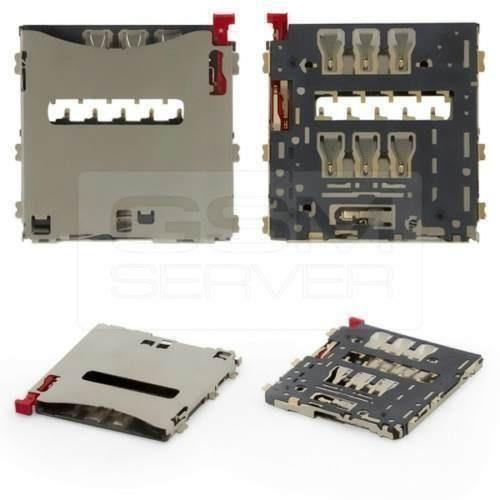 58807lo Lector Sim Card Sony Xperia Z2 D6502 D6503 D6543 X2