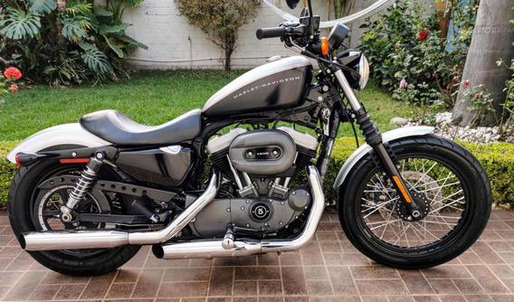 Harley-davidson Nightster Sportster