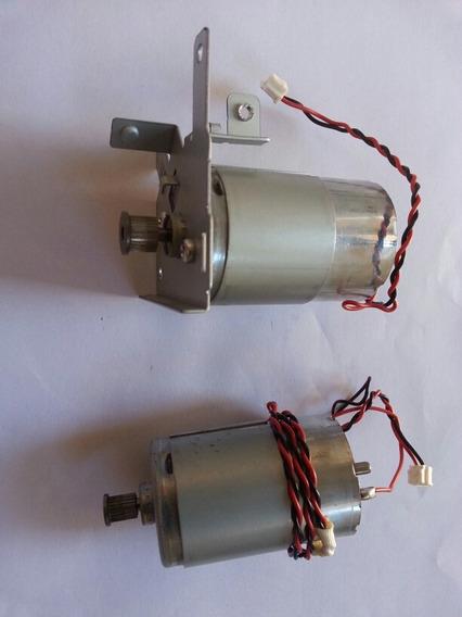 Motor Tracionador De Papel Da Impressora Epson Tx235w