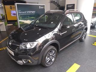 Renault Sandero Stepway 1.6 16 V Cvt Linea 2020 + Cuotas Os.