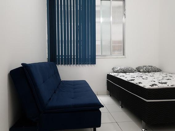 Apartamento Quarto Sala, Separados Prédio Misto, Portaria 24