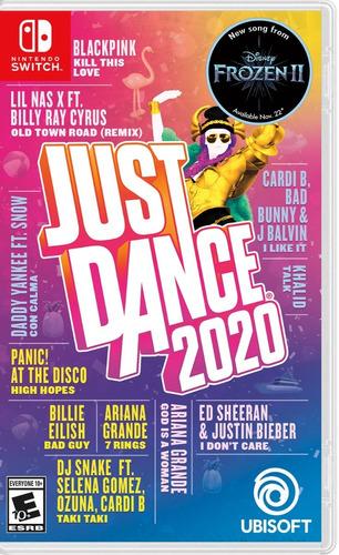 Imagen 1 de 5 de Just Dance 2020 - Nintendo Switch