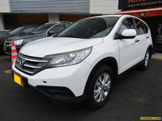 Honda Cr-v 2wd Lxc- At