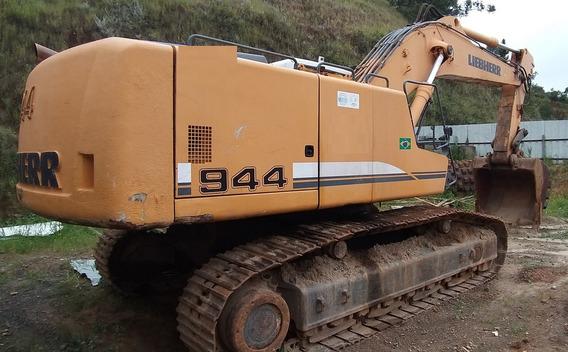 Escavadeira Liebherr 944 - 2008