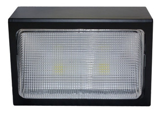 Luminaria Tipo Wallpack Led 80w Exterior