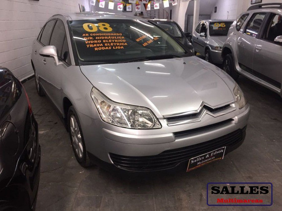 Citroën C4 Pallas 2.0 Glx Manual 4p 2007/2008