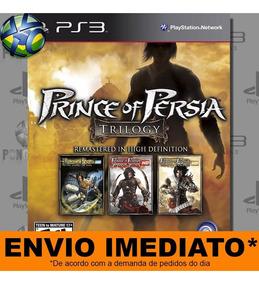 Jogo Prince Of Persia Classic Trilogy Hd - Midia Digital Ps3