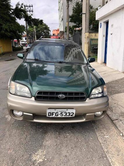 Subaru Outback 2.5 4x4 Aut. 5p 2001