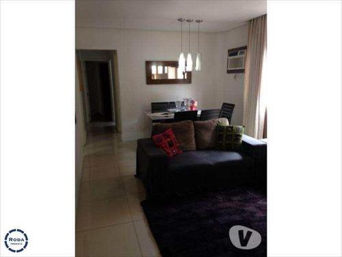 Apartamento Em São Vicente Bairro Centro - V6661