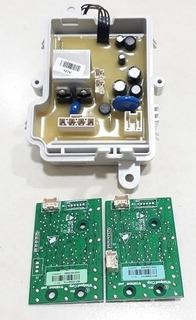 Controle Eltr E Placa De Interface 127v/ W11176403