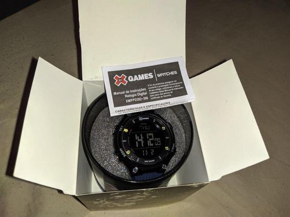 Relógio X-games Wr100m