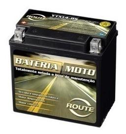 Bateria Moto Ytx14-bs Kawasaki Vn 800 Vulcan Ano 95/03