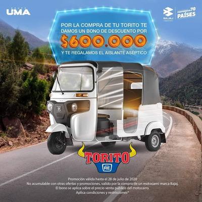 Motocarro Bajaj