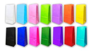 Bolsas Papel Lisas Para Souvenir - Lollipop - X 10 U