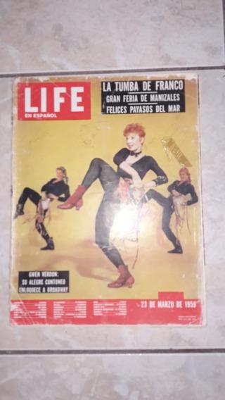 Revista Life En Espanol 23 De Marzo De 1959