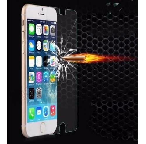 Imagen 1 de 6 de Vidrio Templado Glass Tempered Para iPhone 5