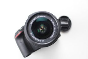 Camera Nikon D3200 Praticamente Nova