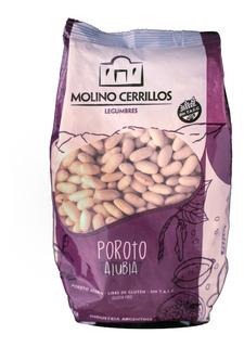 Porotos Alubia Blancos Molino Cerrillos Premium Paquete 500g