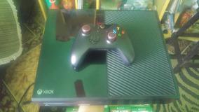 Xbox One Com Kinect + 7 Jogos Usado