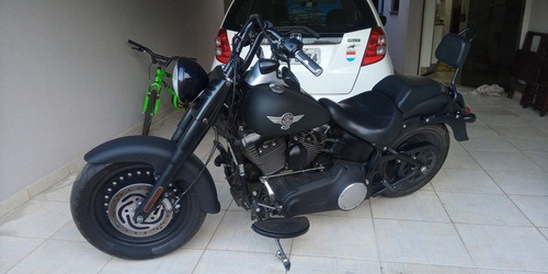 Harley Davidson Fat Boy Low