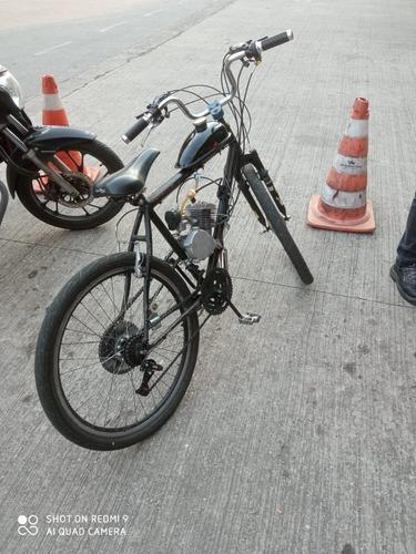 Imagem 1 de 2 de Bicicleta Aro 26 Motorizada, Motor Novíssimo
