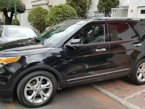 Ford Explorer Limited V6 Sync 4x2 Piel Qc