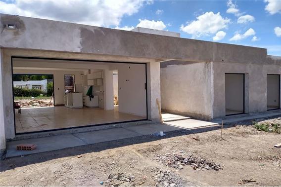 Casa Minimalista B° Rincón Del Malbec En 84 Cuotas