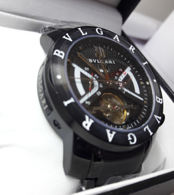 Relógio Masculino Bv527 Preto Automático Funcional Original