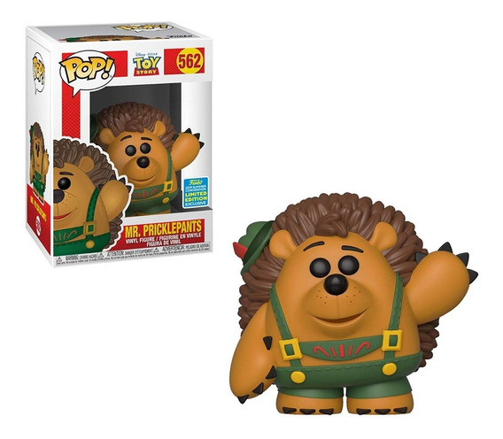 Mr. Pricklepants Funko Pop Toy Story Summer Convention 2019
