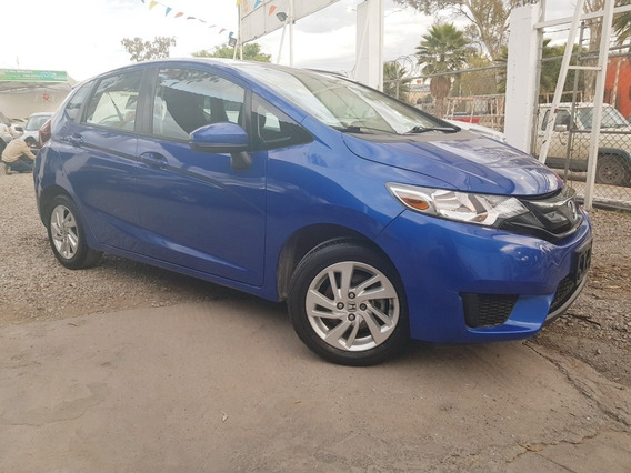 Honda Fit 1.5 Fun Mt 5 Marchas 2017